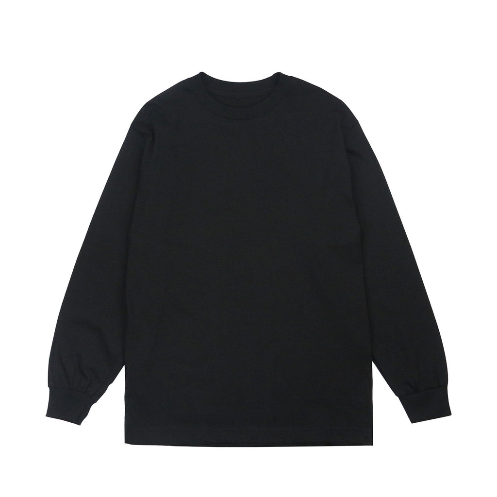 Vision Long Sleeve Shirt - Black (03.31.20 Release)