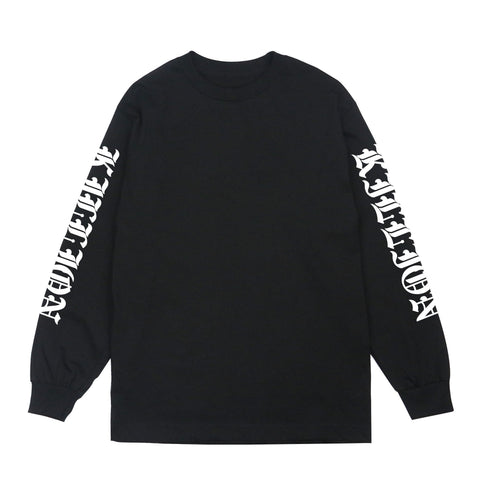 Tunnel Long Sleeve Shirt - Black