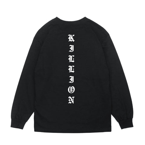 Vision Long Sleeve Shirt - Black