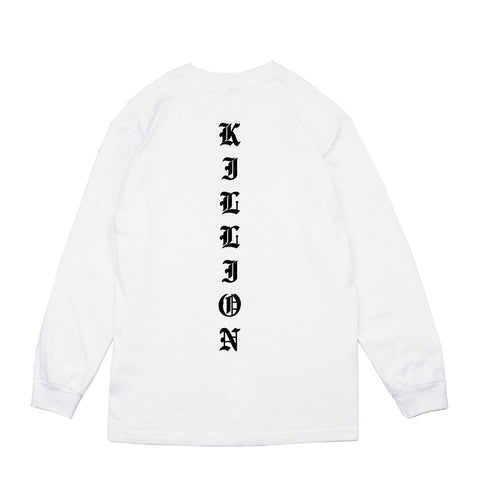 Vision Long Sleeve Shirt - White