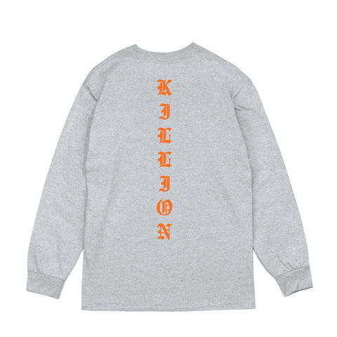 Vision Long Sleeve Shirt - Heather Grey