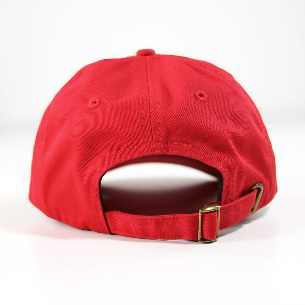 Neighborhood Dad Hat - Red
