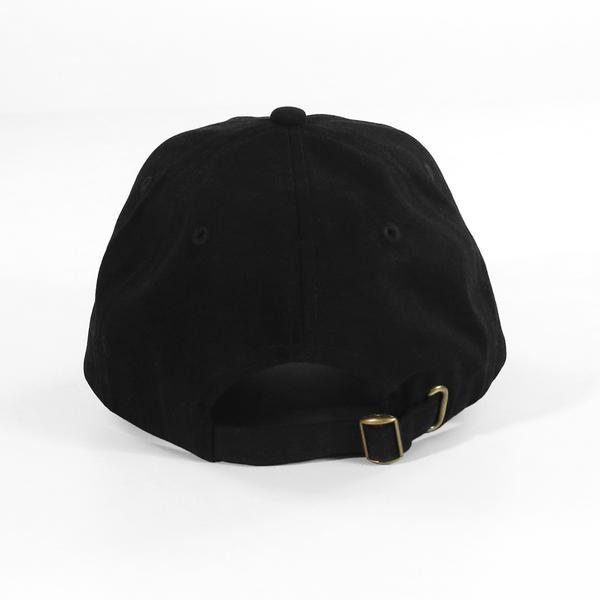 Trap Dad Hat - Black