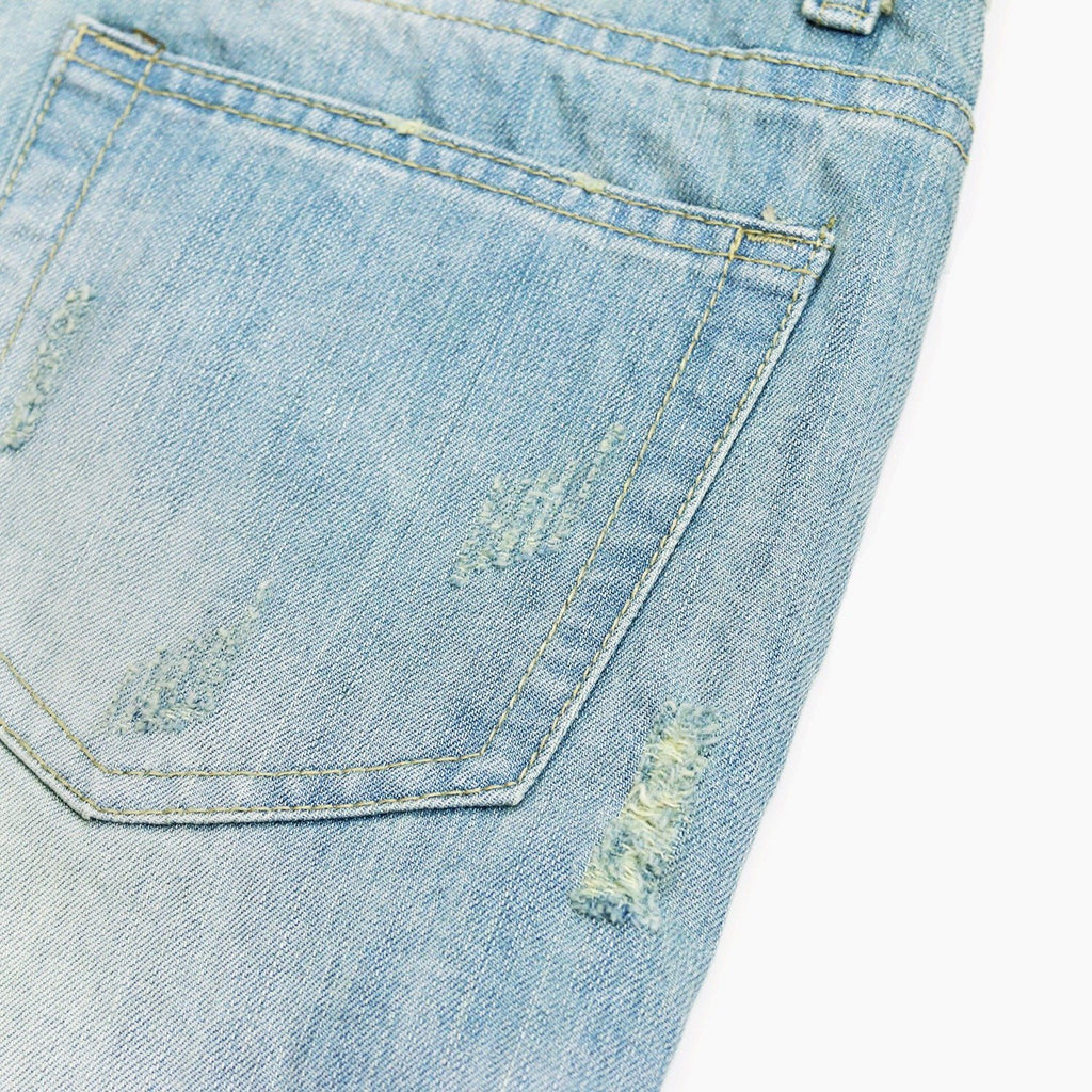 Standard Issue Distressed Denim