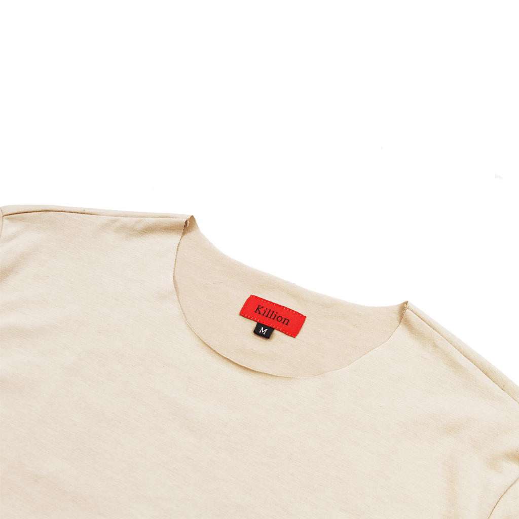 Raw Essential Short Sleeve - Ivory