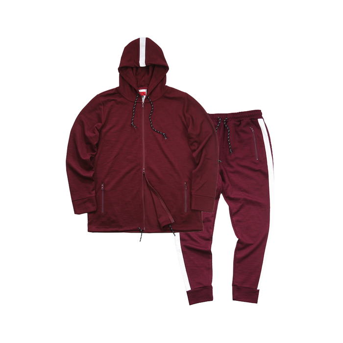 Tech Set - Maroon