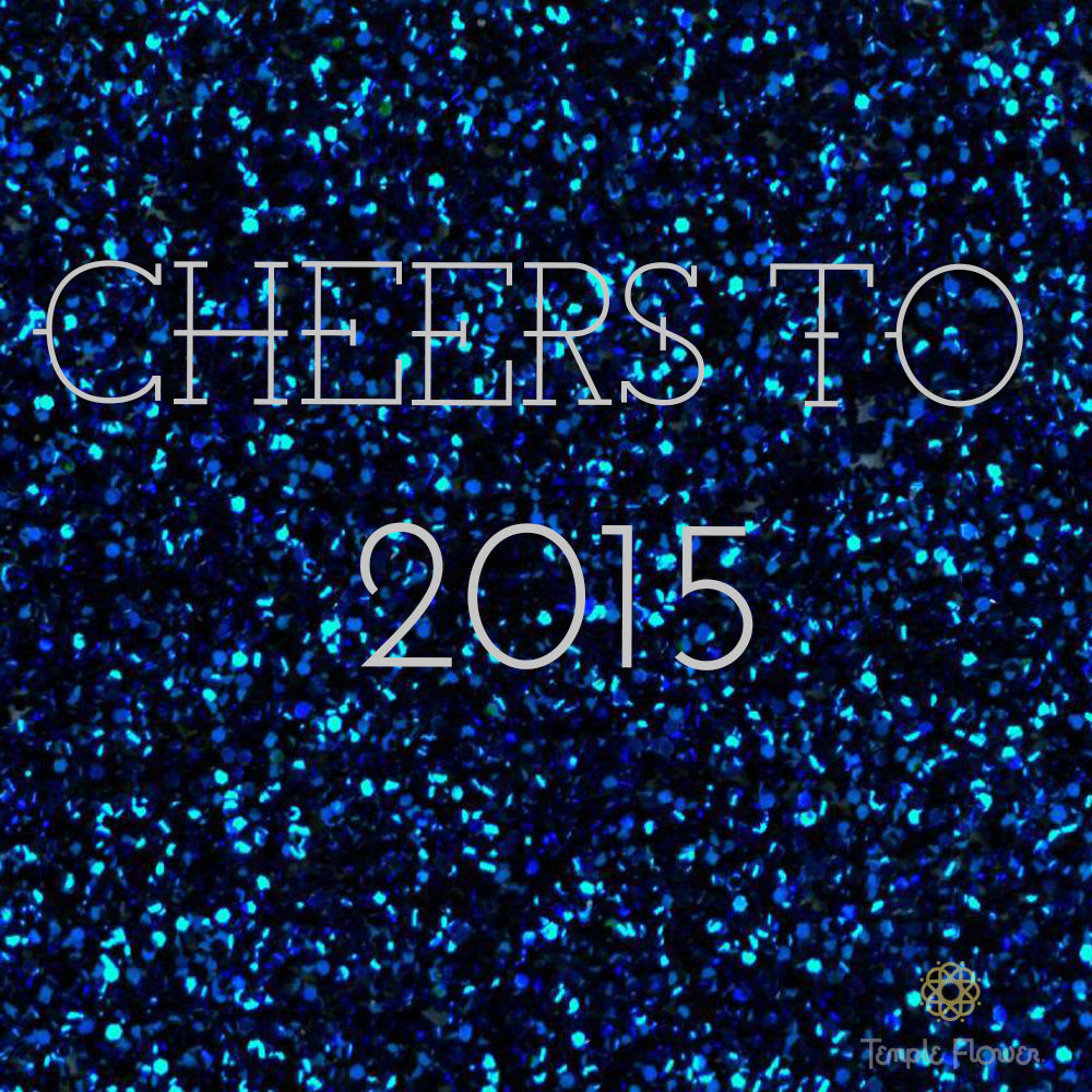 cheers to 2015