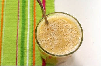 mango pineapple sacral smoothie