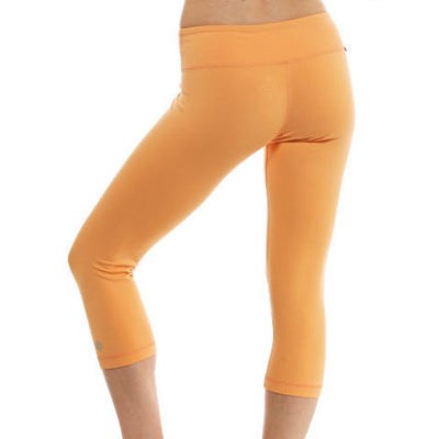 Capri Leggings - Creamsicle