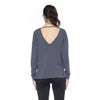 Keyhole Top - Charcoal