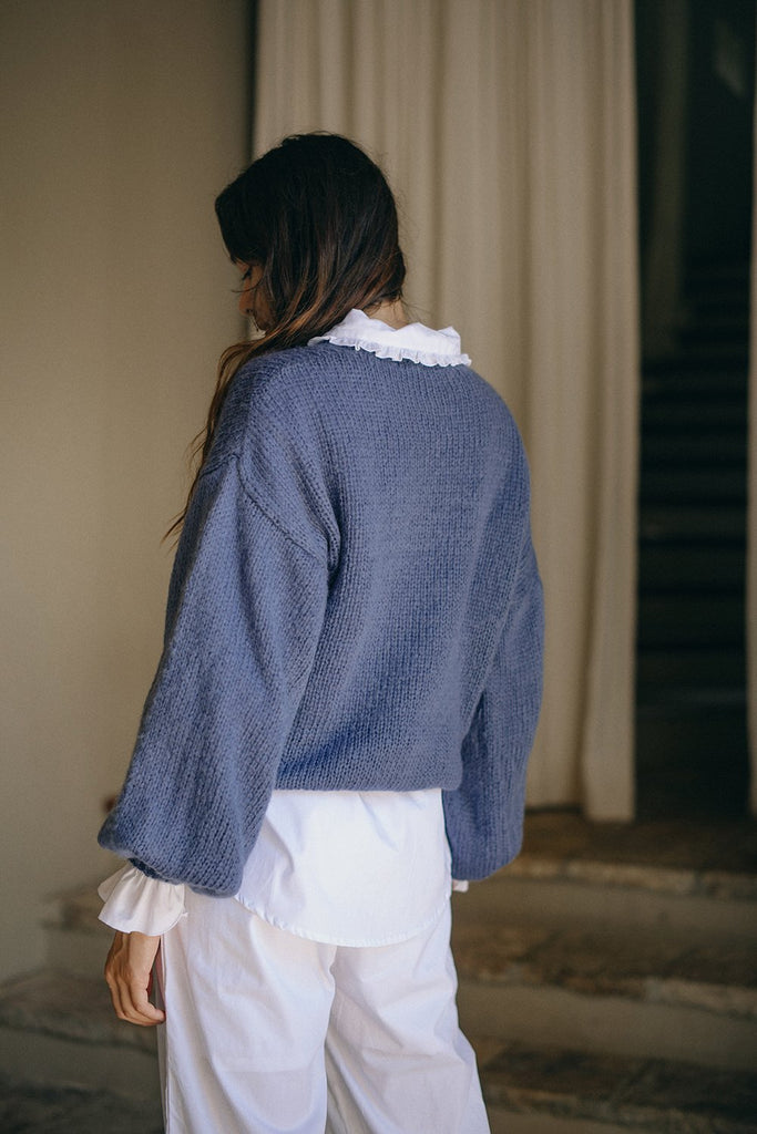 Periwinkle Sweater