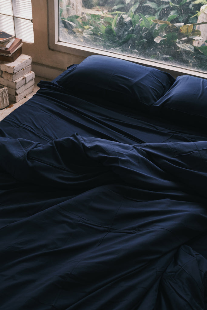 Midnight Quilt Cover Set