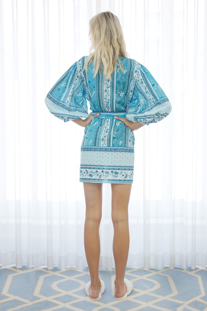 Cici Beach Wrap Robe