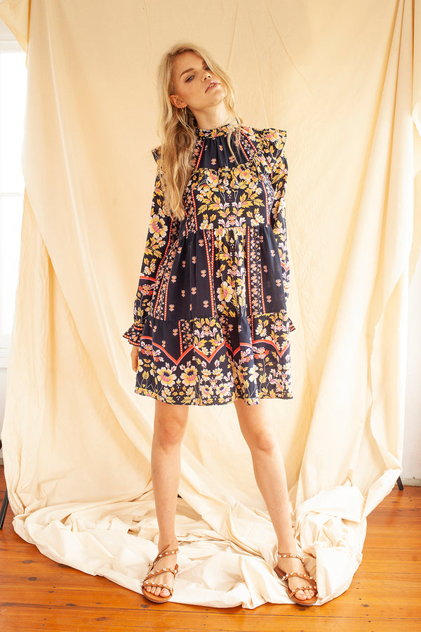 Printemps Mini Dress