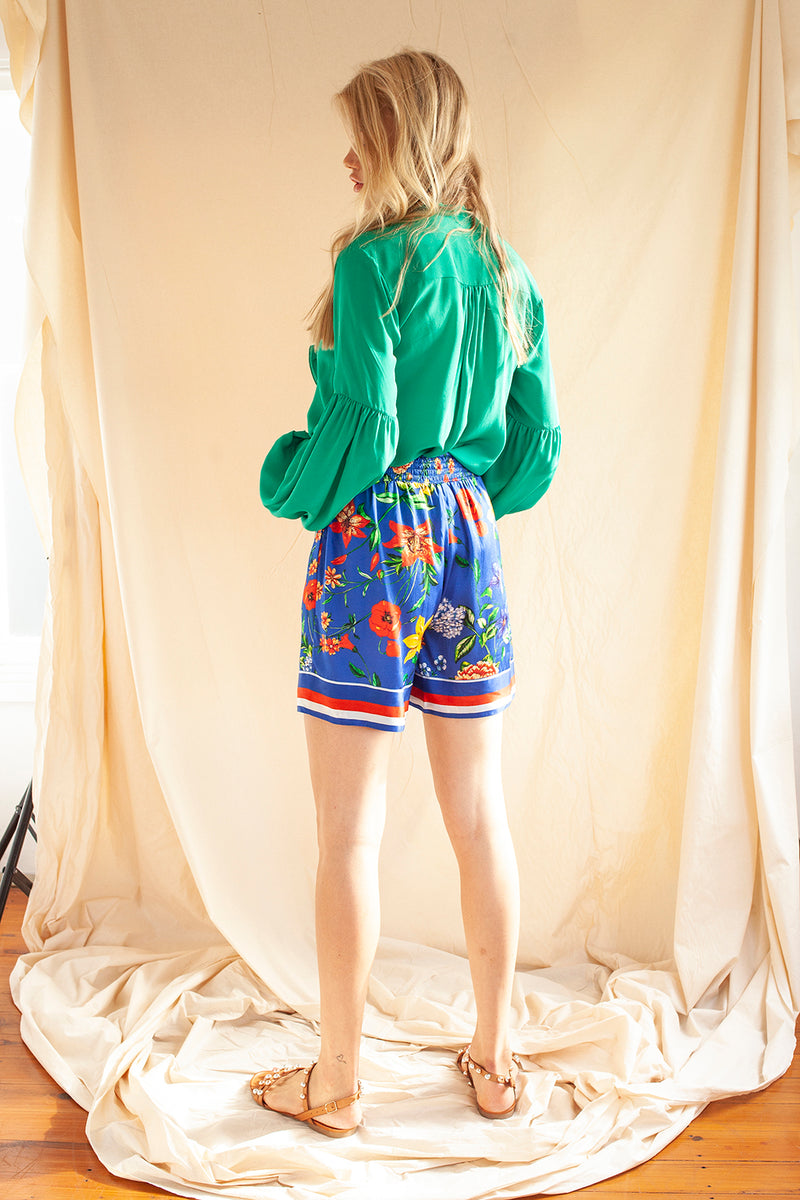 The Endless Summer Shorts in Blue