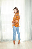 Safari Silk Blouse