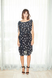 Polka Dot Wear-Five-Ways Dress