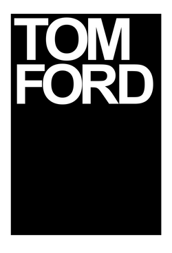 Black And White Fashion Tomford Fashion Book Cover Tomford Book Tomford Fashion Label Print Wall Print Framed Art Poster