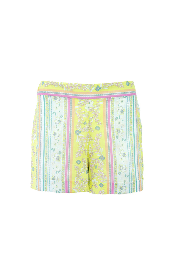 Rosebud Cotton Short