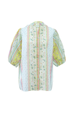Rosebud Cotton Blouse