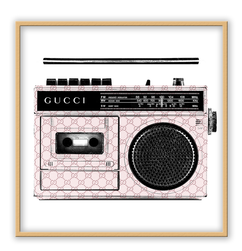 Gucci Recorder Pink
