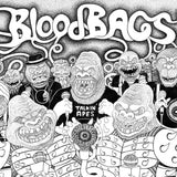 BLOODBAGS - Talkin' Apes / Glass Eye
