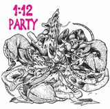 VARIOUS - 1:12 Party (180g clear vinyl)