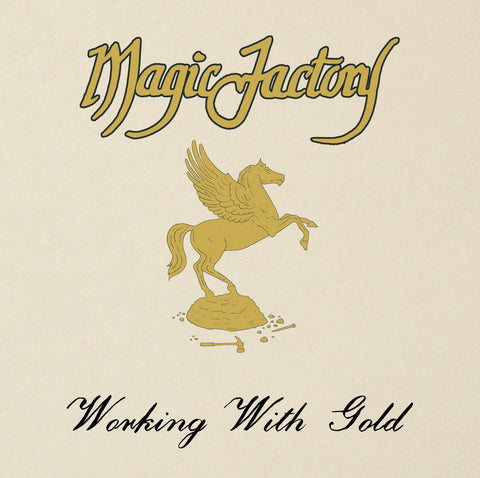 MAGIC FACTORY - Working with gold