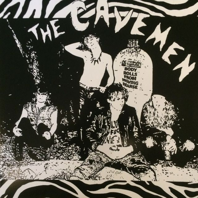 THE CAVEMEN - The Cavemen (Clear Vinyl)