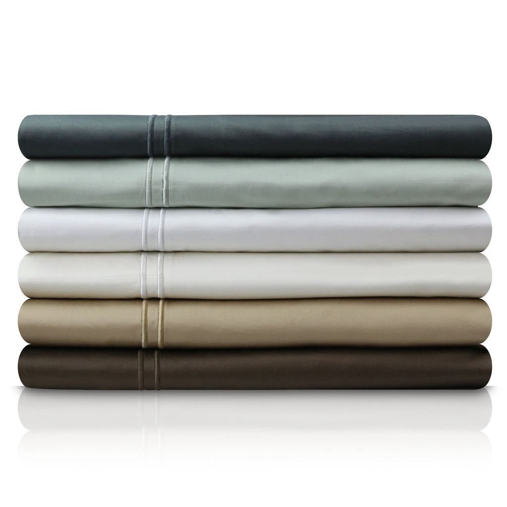 Malouf Fine Linens 400TC Egyptian Cotton Sheet Set