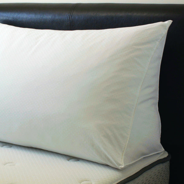 Downlite Reading Wedge Bed Pillow Cover - Pillowcase