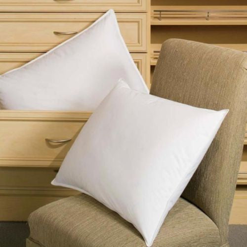 Downlite Hotel 50/50 White Duck Down & Feather Blend Pillow