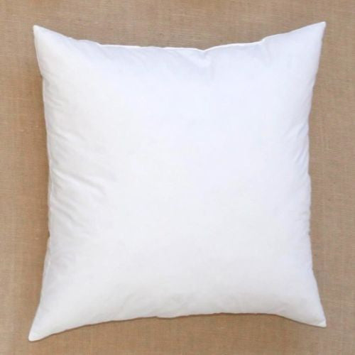 Downlite Hotel 5/95 Grey Duck Feather Down Blend Euro Pillow Insert