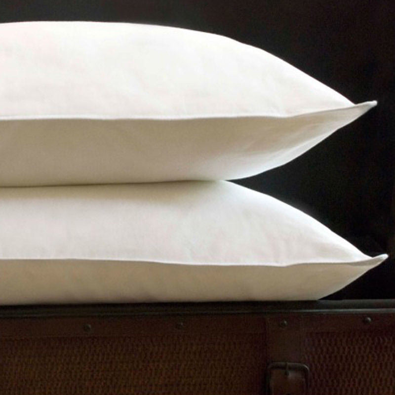Downlite Hotel Double Loft Firm White Down & Feather Chamber Pillow