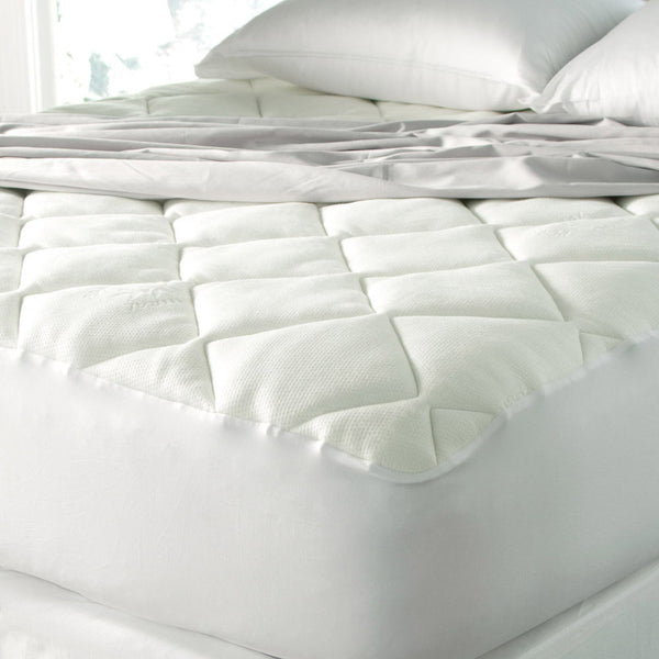 Downlite Spa Luxe Cool Touch Bamboo Top Mattress Pad