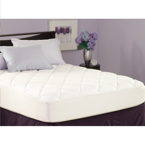 Spring Air® 300TC Stain Protection Mattress Pad