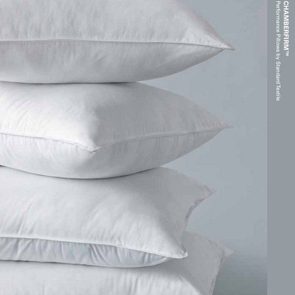 Standard Textile Chamberfirm 3-Chamber Down Alternative Hotel Pillow