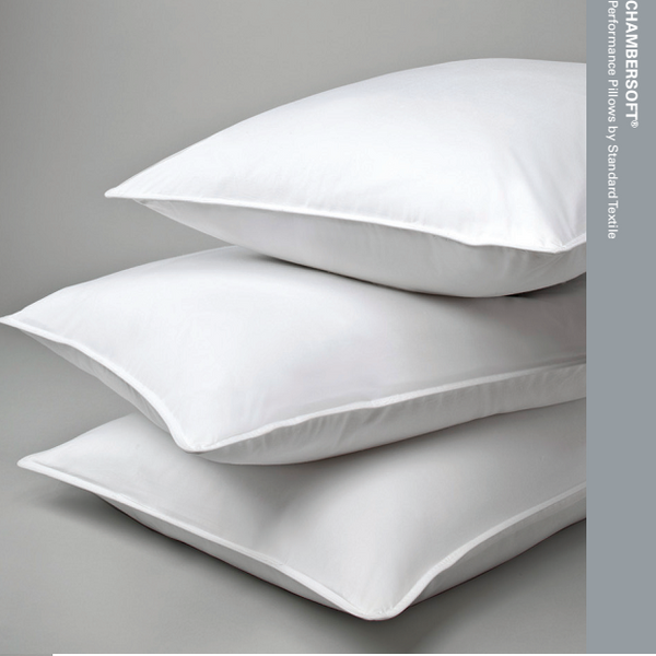 Standard Textile Chambersoft 3-Chamber Down Alternative Soft Pillow