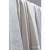 Standard Textile Comfortwill Block on Block White Hotel Pillowcases