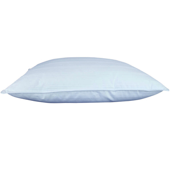 Downlite Extra Soft Stomach Sleeper Flat White Goose Down Pillow