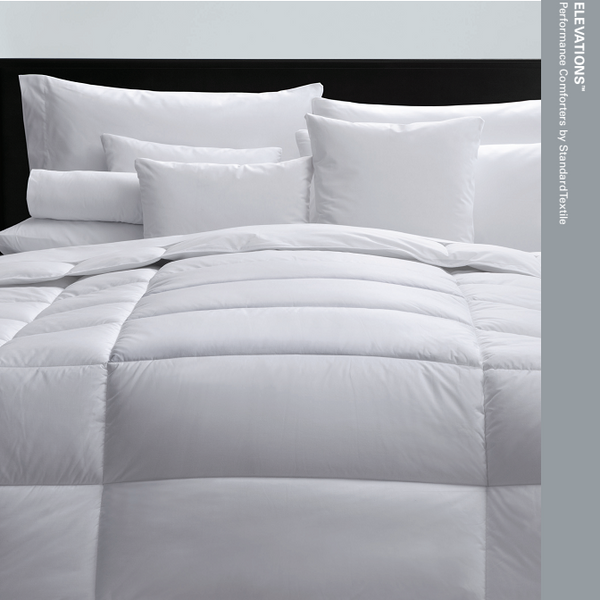 Standard Textile Elevations 3-Zone Hotel Down Alternative Comforter