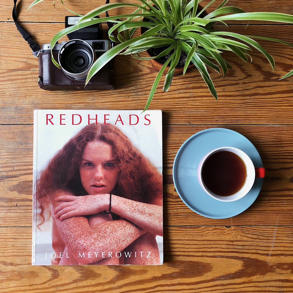 """Redheads"" by Joel Meyerowitz - A real and origine redheads photography book"