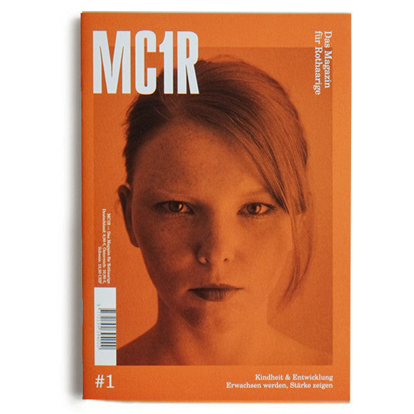 MC1R Magazine #1 (Sold out)