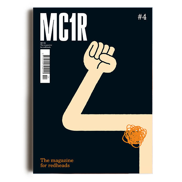 MC1R Magazine #4 (Free Worldwide Shipping)