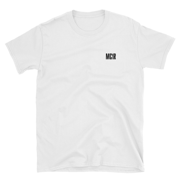 MC1R Magazine Logo T-Shirt