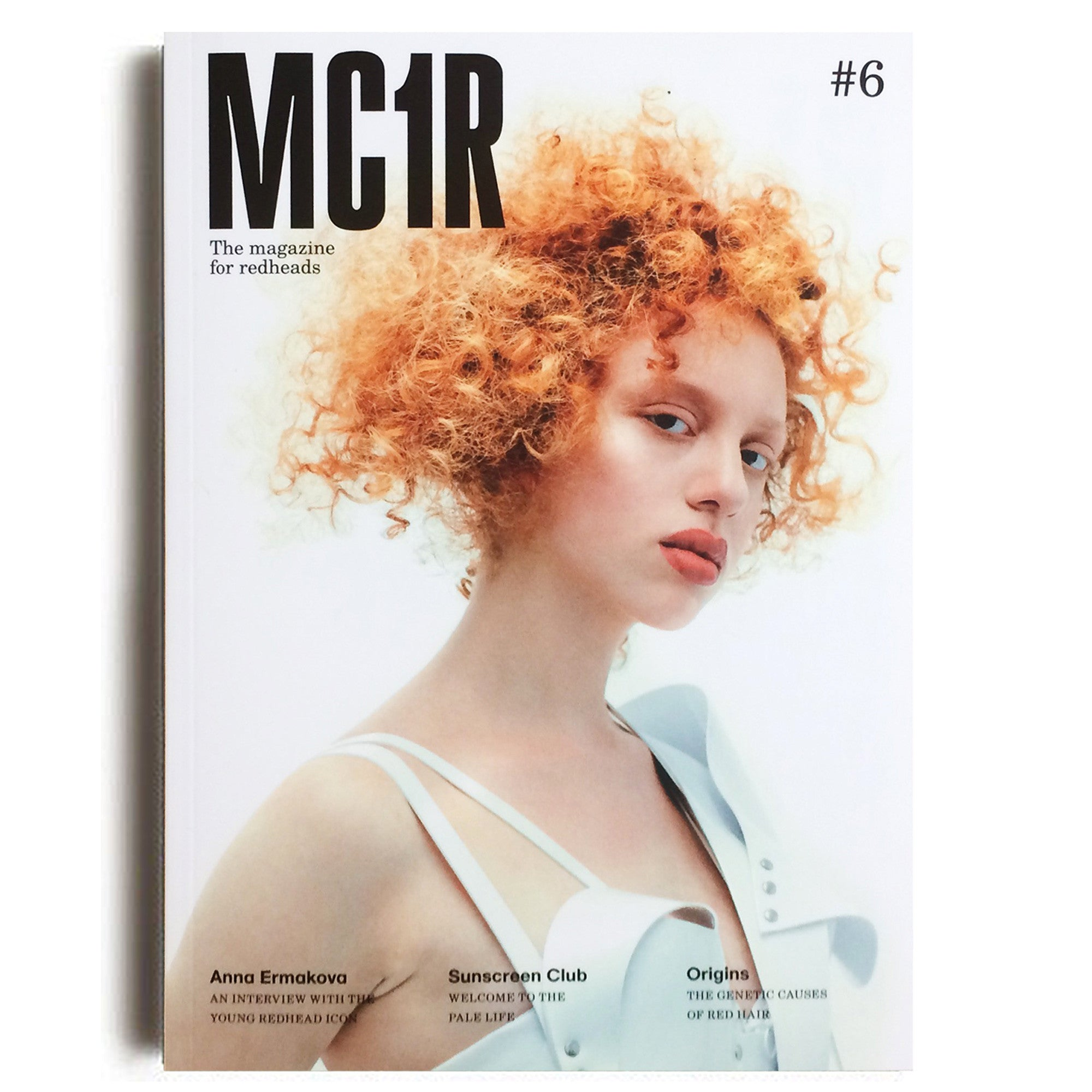 MC1R Magazine #6 (Free Worldwide Shipping)