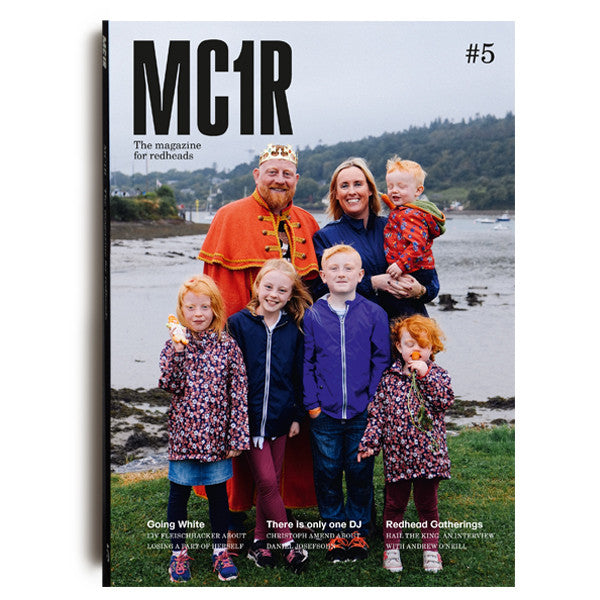 MC1R Magazine #5 (Free Worldwide Shipping)