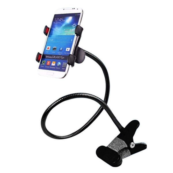 Mobilegear Universal Flexible Mobile Holder Clip Stand