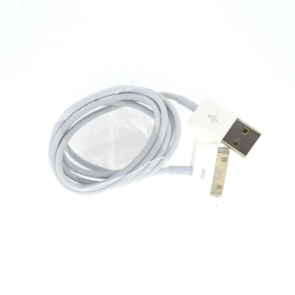 30-pin to USB Cable for Apple Products.