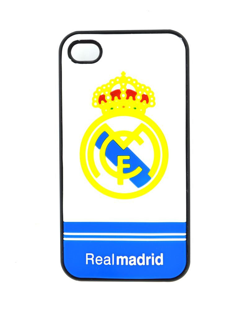 Real Madrid Design Mobile Cover - Back Cover for iPhone 4/4s